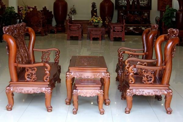 Bộ Ghế Minh Đào