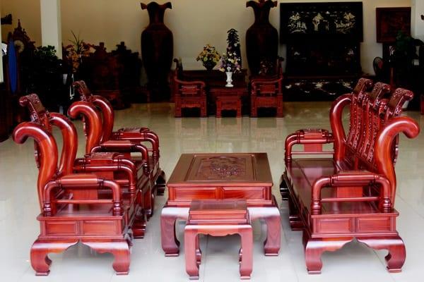 Ghế Quốc Tần