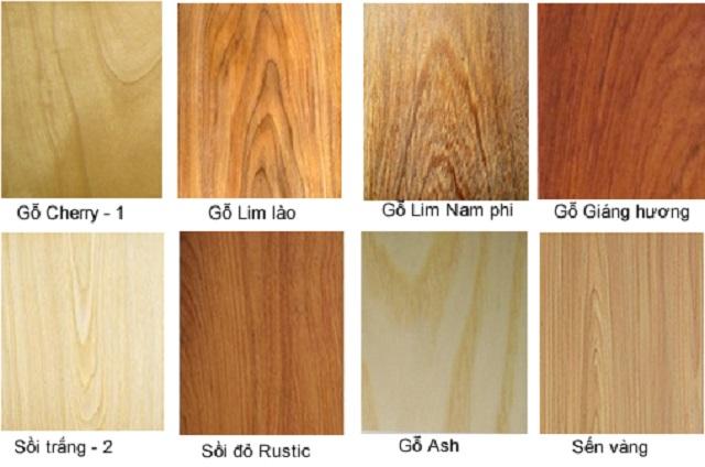 Vân gỗ là gì? đặc điểm của các loại vân gỗ ra sao?