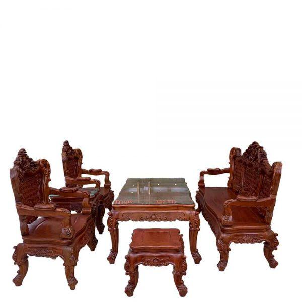 Bộ ghế Lu Y Hoàng Gia 6 món