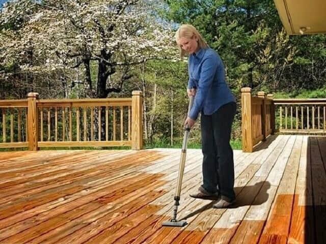 gỗ tốt có tỷ lệ thấm nước cao