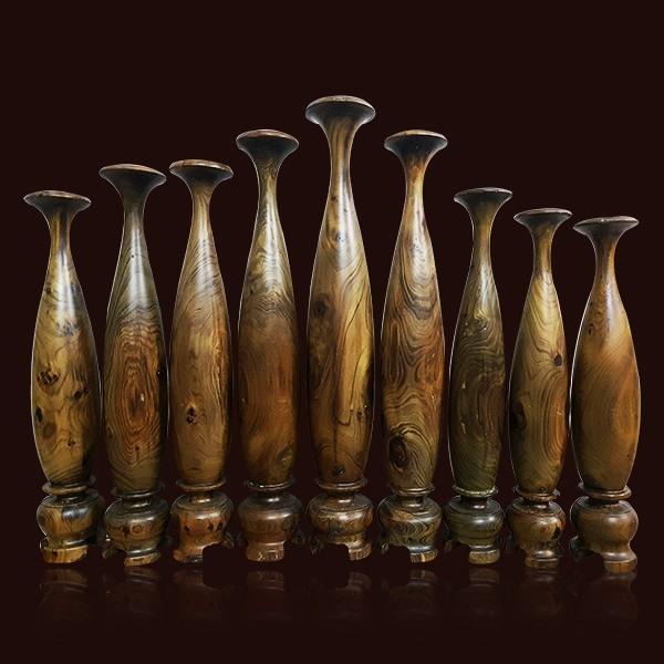 Các loại gỗ chế tác đồ gỗ mỹ nghệ cao cấp hiện nay
