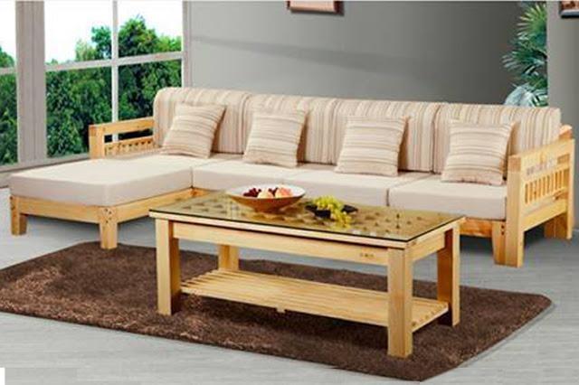 Xét về mặt kiểu dáng bàn ghế phòng khách đẹp
